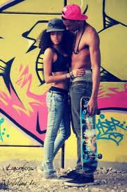 Le couple Swagg'♥