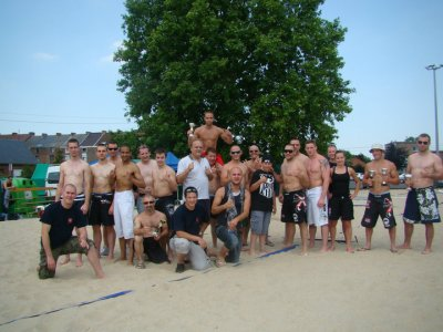 1er Binche Beach Grappling