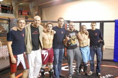 Championnat de Belgique amateur de MMA