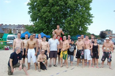 Binche Beach Grappling 2