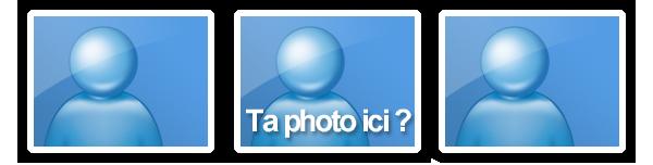Prends-toi en photo avec TA cam, puis apparaît dans l'article !