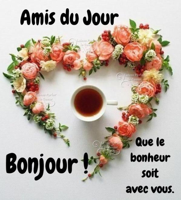 BONJOUR  MES  AMIES  LE  BONHEUR  SOIT  AVEC  VOUS /*/*/*/*/*/*/*/*/*/*