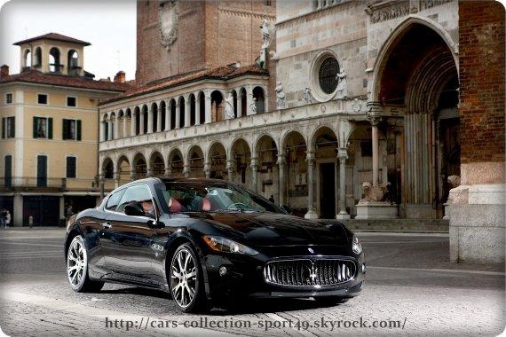 Maserati Gran turismo S. Ma Ma miiia
