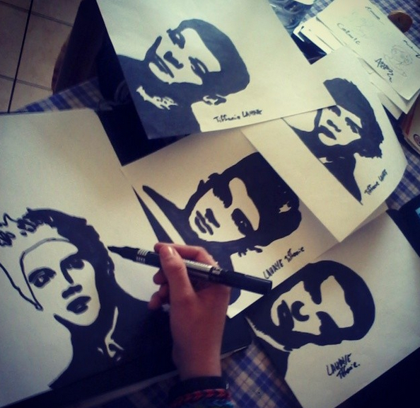 One Direction Drawing !