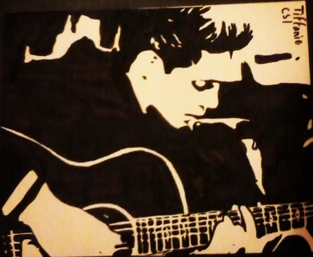 Nialll Horan Drawing !