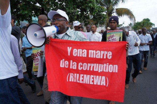 Corruption: Les Comores placés à la 127ème place