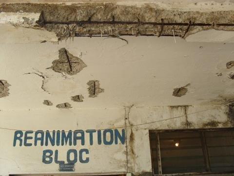 Comores: l'hôpital El-Maarouf est gravement malade !