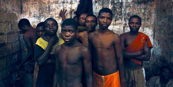 Les prisonniers se plaignent de leur condition de détention