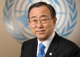 Ban Ki-moon préoccupé par la situation aux Comores