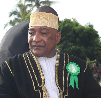 2ème tour de l'élection présidentielle : Ahmed El-Barwane : ''Non, Sambi ne négocie avec personne''