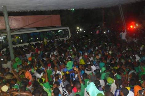 CAN 2017 : Ghana et Liberia engrangent, les Comores première !