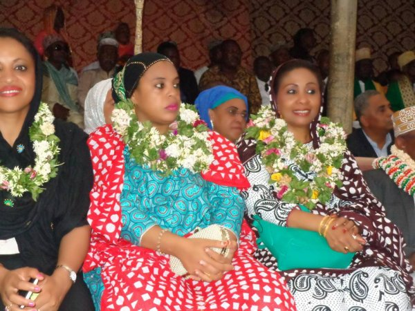 MEETING DE MAMADOU A DOMONI : Une forte mobilisation de la population