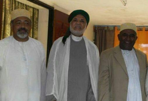 « Narawazé »  : Fahmi SAID IBRAHIM , Ahmed SAMBI et Azali ASSOUMANI