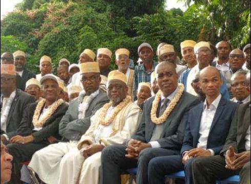 MEETING DE CLOTURE DE L'UPDC : Pari gagné du grand rendez-vous