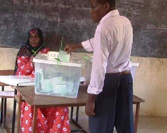 Mohamed Djaanfari crie au hold up électoral