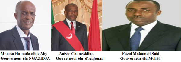 Mamadou serait largement en tête : Azali serait largement en tête