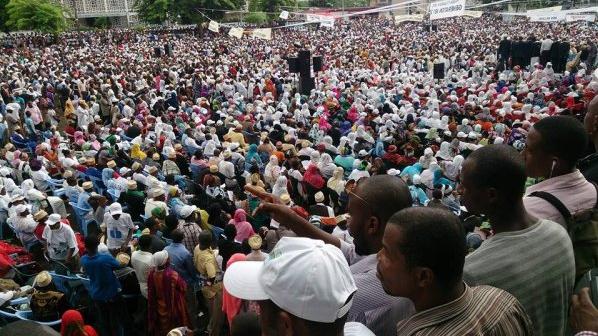 Sérénité et confiance des électeurs de Mohamed Ali Soilihi