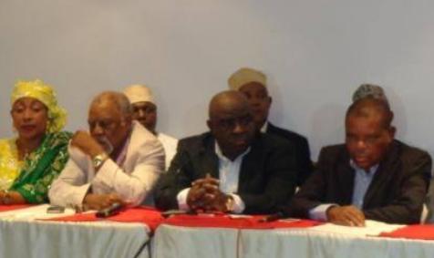 ELECTION PARTIELLE : Mouigni Baraka appelle à voter Mamadou