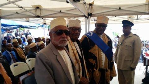 INVESTITURE DU GOUVERNEUR DE NGAZIDJA : Hassane Hamadi s'est engagé à relever les défis