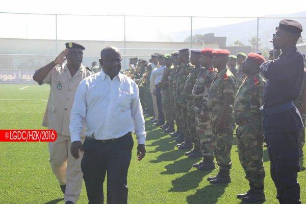 Investiture du nouveau président de l'Union des Comores : Les préparatifs vont bon train