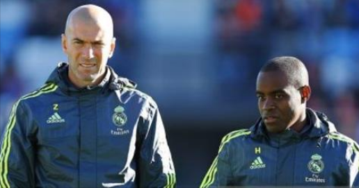 Football-Real Madrid : Un Comorien adjoint de Zinedine Zidane