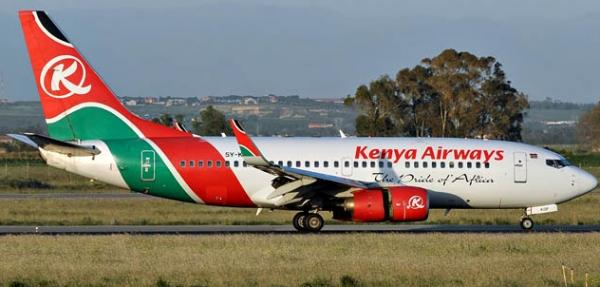 Transport aérien vers MORONI . Air Kenya sur le sillage de Air Yemenia