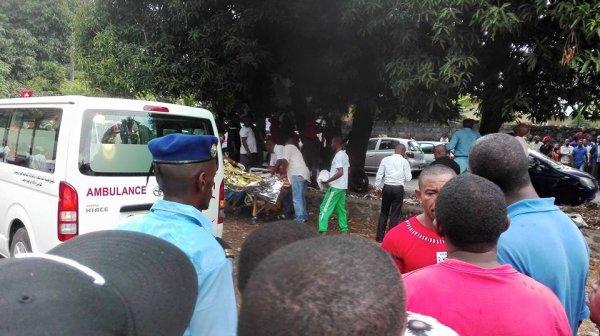 Un jeune de18 ans résident à Sahara Moroni électrocuté par les lignes haute tensions de la Mamwe !