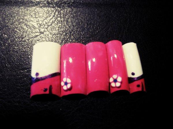 Modèles d'ongles (pour le plaisir)