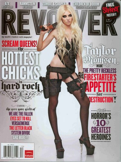 Taylor pour Revolver et Photo EXCLUSIF + Tim Gunn critiquant Taylor !