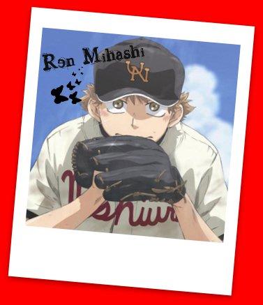 Ren Mihashi !