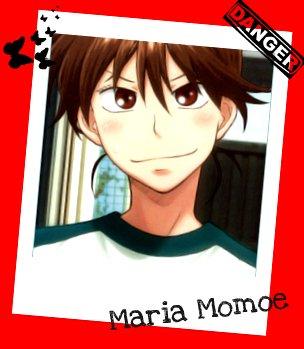 Maria Momoe !