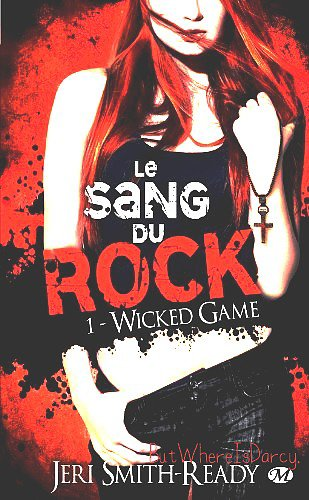 Le sang du rock.