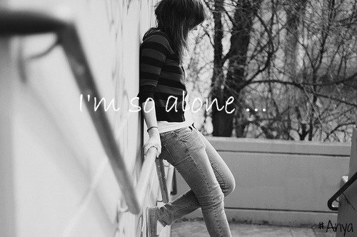 Alones ...