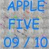 AppleFive2010
