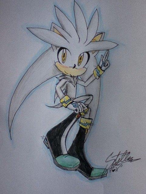 dessin de Silver