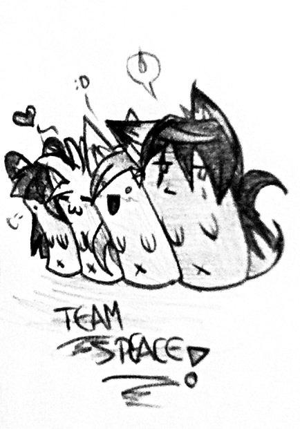 Team Speace Mini Sonic!
