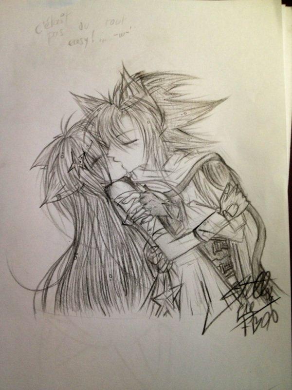 ValElla Manga Kiss ~ AT whit Valen !