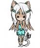 DRAW / NEW CHARA: Aurore Mittsuami The Pegasus.