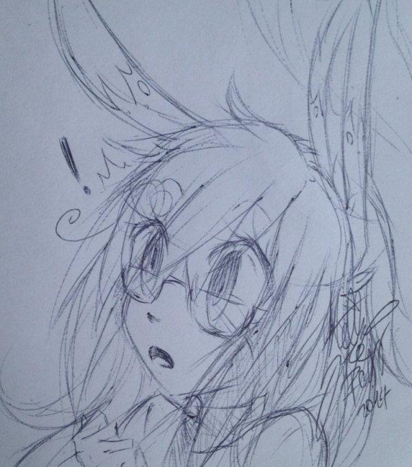 DRAW: Shiro.