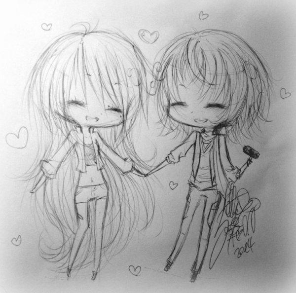 GIFT: Kilana x Armin.