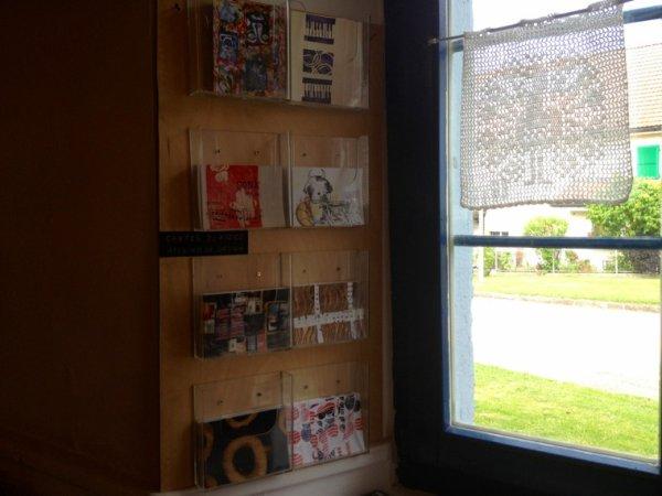 DRAW(EV): Ma carte postale du Café du Soleil !