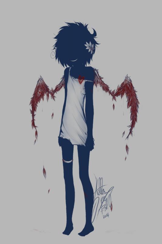 DRAW: Tenshi.