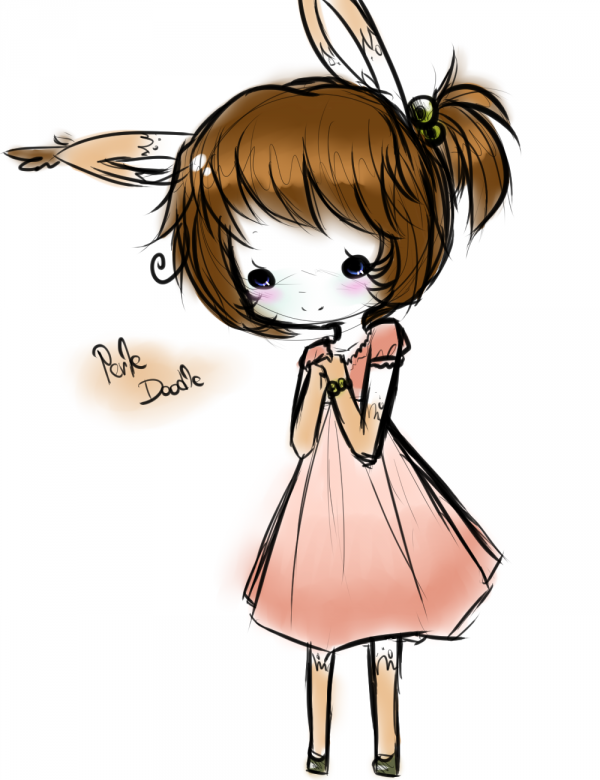 DRAW: Perle Doodle.