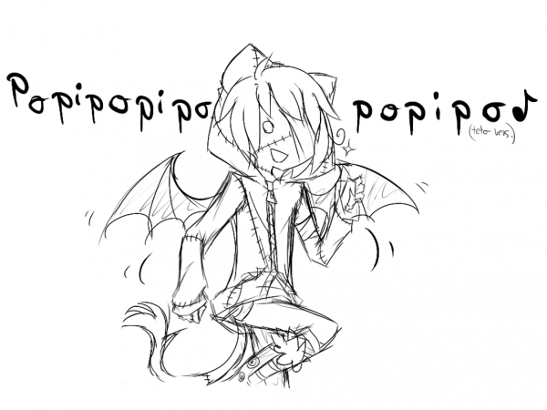 DRAWS: Gloomy répond à Poussi.
