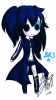 DRAW(rapide): Chibi Black Rock Shooter.