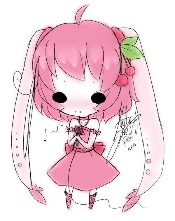 GIFT: Cherry Chibi.