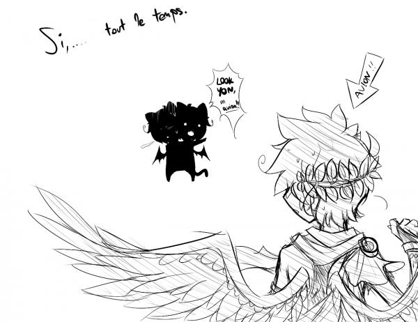 DRAWS: Yon répond à Kumi !