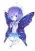 NEW CHARA: Leïla Poemoana the butterfly.