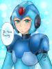 GIFT: Megaman X.