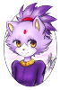 DRAW: Blaze The Cat !
